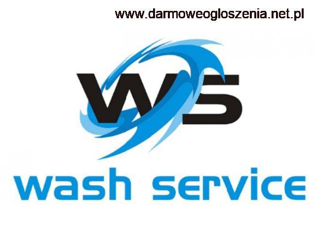 Wash Service - Naprawa pralek, suszarek, Sprzedaż części - Serwis pralni
